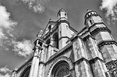 Photograph - Saint Annes Cathedral Belfast by Jim Orr