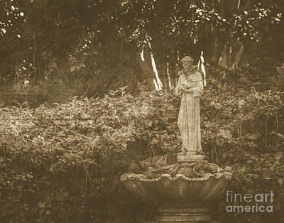 Photograph - Saint Frances by Ken Frischkorn