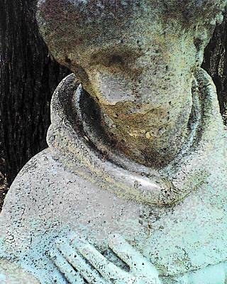 Saint Francis Original by Amanda Marr