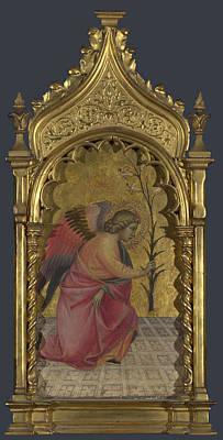 1420 Painting - Saint Gabriel   by Raphael  Sanzio