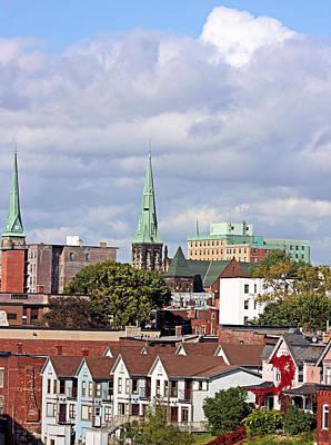 Photograph - Saint John New Brunswick by Kristin Elmquist