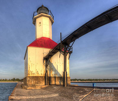 Joseph Photograph - Saint Joseph Inner Range Lighthouse by Twenty Two North Photography