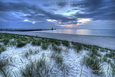 Saint Joseph Michigan Lighthouse Art Print by Twenty Two North Photography