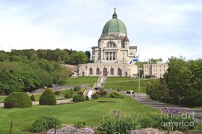 Saint Joseph's Oratory In Canada Original by Saphire Ovadia