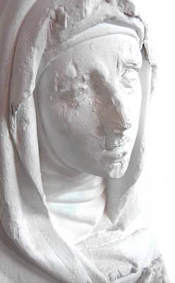 Saint Mary Digital Art - Saint Mary by Gina Dsgn