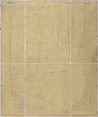 Cartographic Photograph - Saint Marylebone by British Library