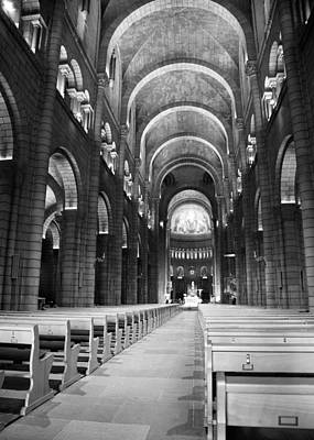 Global Design Shibori Inspired - Saint Nicholas Cathedral by Brad Brizek