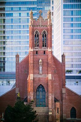 Photograph - Saint Patrick's Church San Francisco by David Smith