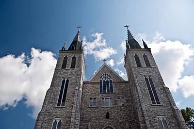 Saint Paul Cathedral In Midland Ontario Art Print by Marek Poplawski