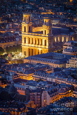 Beers On Tap - Saint Sulpice by Brian Jannsen