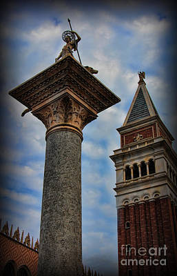 St. Marks Basilica Photograph - Saint Theodore Standing Guard II by Lee Dos Santos