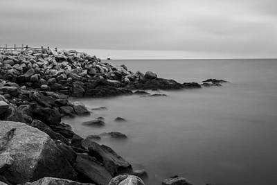 Photograph - Sakonnet Point by Andrew Pacheco