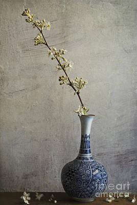 Sakura Art Print by Elena Nosyreva