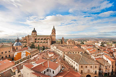 Photograph - Salamanca by JR Photography