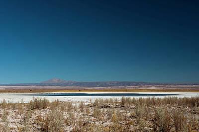 Salar De Atacama, Atacama Desert, Chile Art Print by Sergio Pitamitz