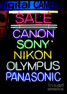 Photograph - Sale by Chiara Corsaro