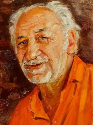 Painting - Sali Shijaku  by Sefedin Stafa