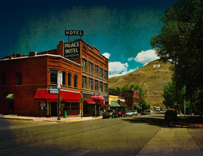 Mixed Media - Salida by Charles Muhle