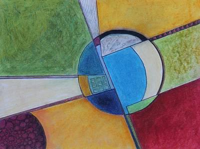 Pastel - Salina by Dennis Sullivan