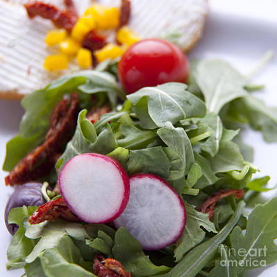 Photograph - Sallad by New  Orleans Food