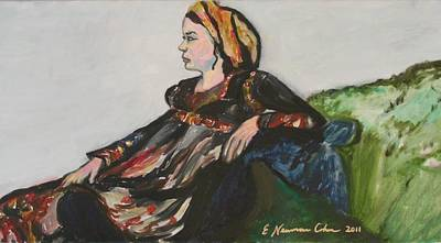 Painting - Salome by Esther Newman-Cohen