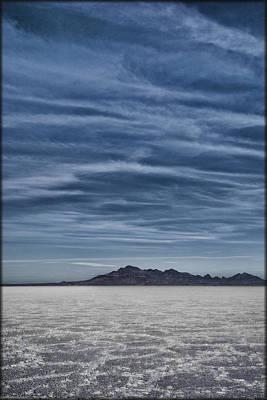 Photograph - Salt Flats by Erika Fawcett