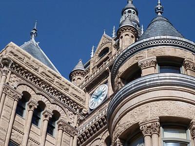 Photograph - Salt Lake City - City Hall - 1 by Ely Arsha