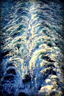 Cruising The Coast Wall Art - Photograph - Salt Life by Karen Wiles