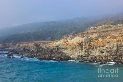 Salt Point State Park Coastline Art Print