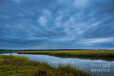 Photograph - Salt Pond Sky by Susan Cole Kelly