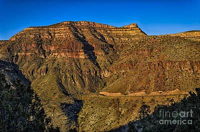 Mark Myhaver Royalty Free Images - Salt River Canyon 45 Royalty-Free Image by Mark Myhaver