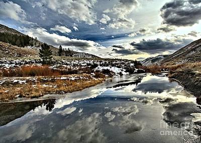 Photograph - Salt River Pass by Adam Jewell