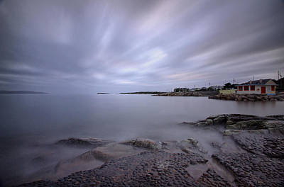 Photograph - Salthill Promenade by Peter Skelton
