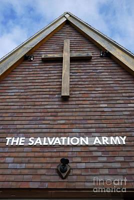 Photograph - Salvation by Doug Wilton
