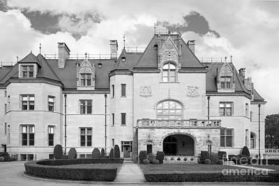 Photograph - Salve Regina University Ochre Court by University Icons