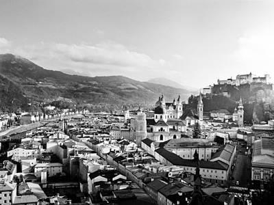 Photograph - Salzburg Austria by Bethany Hacker