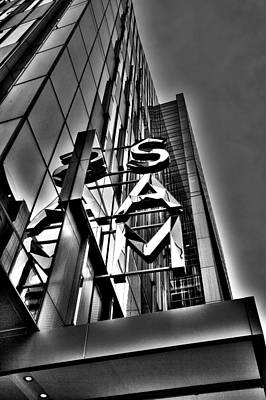 Architecture Photograph - Sam - The Seattle Art Museum by David Patterson