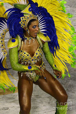 Photograph - Samba Beauty 8 by Bob Christopher