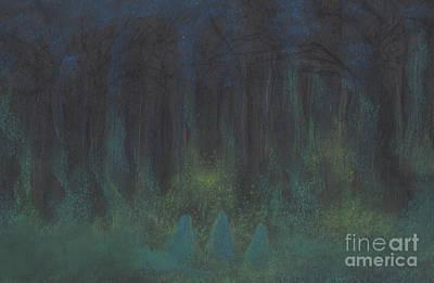Samhain Painting - Samhain By Jrr by First Star Art