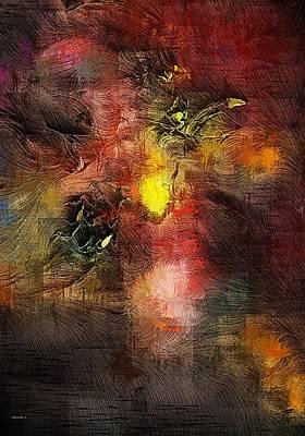 Samhain Digital Art - Samhain by David Lane
