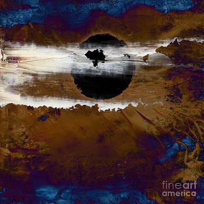 Samhain Painting - Samhain I. Winter Approaching by Paul Davenport