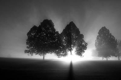 Samhain Photograph - Samhain Series 1 by R John Ferguson