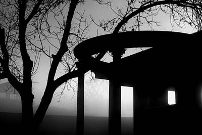 Terre Haute Indiana Photograph - Samhain Series 2 Fairbanks Park Terre Haute Indiana by R John Ferguson