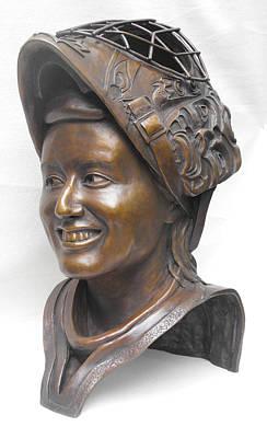 Sottish Sculpture - Sami Jo Small by JA Fligel