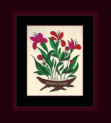 Painting - Sample 1 by Joe Greenidge