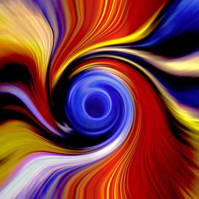 Digital Art - Samsara by Donna Proctor