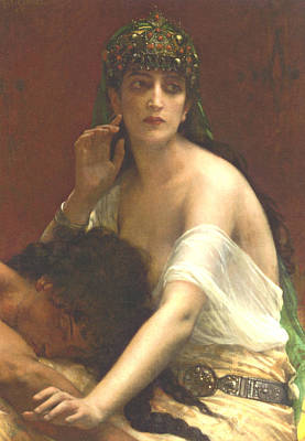 Beers On Tap - Samson and Deilah by Alexandre Cabanel