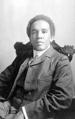 Samuel Coleridge-taylor (1875-1912) Art Print by Granger