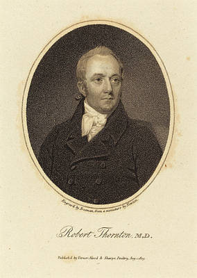 John M Williams Drawing - Samuel Freeman After William John Newton British by Quint Lox