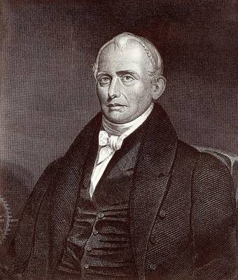 18th Century Photograph - Samuel Slater by Miriam And Ira D. Wallach Division Of Art, Prints And Photographs/new York Public Library